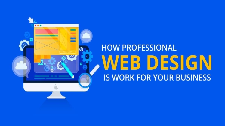Photo of GETTING STARTED IN WEB DESIGN